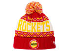 Houston Rockets New Era NBA HWC Biggest Ugly Knit Hats