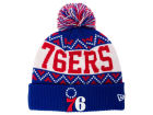 Philadelphia 76ers New Era NBA HWC Biggest Ugly Knit Hats
