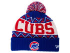 Chicago Cubs New Era MLB Biggest Ugly Knit Hats
