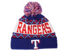 Texas Rangers New Era MLB Biggest Ugly Knit Hats