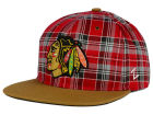 Chicago Blackhawks Zephyr NHL Gaelic Snapback Hat Adjustable Hats