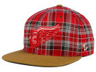 Detroit Red Wings Zephyr NHL Gaelic Snapback Hat Adjustable Hats