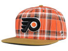 Philadelphia Flyers Zephyr NHL Gaelic Snapback Hat Adjustable Hats
