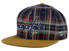 Washington Capitals Zephyr NHL Gaelic Snapback Hat Adjustable Hats