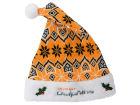 Miami Dolphins Knit Sweater Santa Hat Holiday