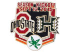 Ohio State Buckeyes Aminco Inc. Game Day Pin Pins, Magnets & Keychains