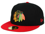 New Era NHL Stanley Cup Champs Patch 59FIFTY Cap Fitted Hats