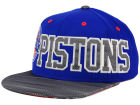 Detroit Pistons adidas NBA Undertone Snapback Cap Adjustable Hats