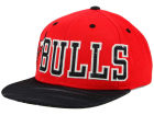 Chicago Bulls adidas NBA Team Jersey Mesh Snapback Cap Adjustable Hats