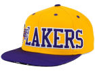 Los Angeles Lakers adidas NBA Team Jersey Mesh Snapback Cap Adjustable Hats