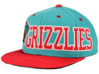 Vancouver Grizzlies adidas NBA Team Jersey Mesh Snapback Cap Adjustable Hats