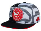 Atlanta Hawks adidas NBA 2016 All Team Screen Print Snapback Cap Adjustable Hats
