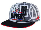 Los Angeles Clippers adidas NBA 2016 All Team Screen Print Snapback Cap Adjustable Hats