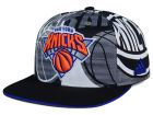New York Knicks adidas NBA 2016 All Team Screen Print Snapback Cap Adjustable Hats