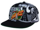 Seattle SuperSonics adidas NBA 2016 All Team Screen Print Snapback Cap Adjustable Hats