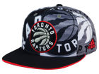 Toronto Raptors adidas NBA 2016 All Team Screen Print Snapback Cap Adjustable Hats