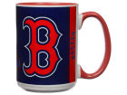 Boston Red Sox 15oz Super Fan Inner Color Mug Kitchen & Bar