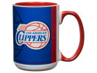 Los Angeles Clippers 15oz Super Fan Inner Color Mug Kitchen & Bar