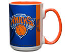 New York Knicks 15oz Super Fan Inner Color Mug Kitchen & Bar