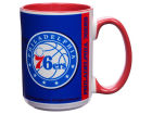 Philadelphia 76ers 15oz Super Fan Inner Color Mug Kitchen & Bar