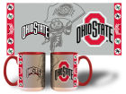Ohio State Buckeyes 15oz Super Fan Inner Color Mug Kitchen & Bar
