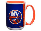 New York Islanders 15oz Super Fan Inner Color Mug Kitchen & Bar