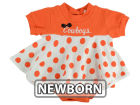 Oklahoma State Cowboys NCAA Newborn Polka Dot Dress Infant Apparel