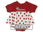 Oklahoma Sooners NCAA Infant Polka Dot Dress Infant Apparel