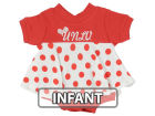 UNLV Runnin Rebels NCAA Infant Polka Dot Dress Infant Apparel