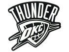 Oklahoma City Thunder Rico Industries Auto Emblem Auto Accessories