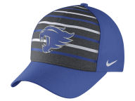 Nike NCAA Classic Verbiage Swoosh Cap Stretch Fitted Hats