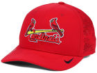 St. Louis Cardinals Nike MLB Dri-Fit Vapor Classic Swoosh Flex Cap Stretch Fitted Hats