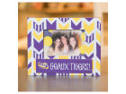 LSU Tigers 4x6 Arrow Frame Picture Frames