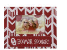Oklahoma Sooners 4x6 Arrow Frame Picture Frames