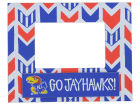 Kansas Jayhawks 4x6 Arrow Frame Picture Frames