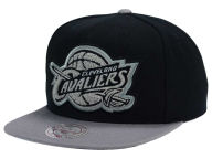 Mitchell and Ness NBA Chrome 8 Chenille Snapback Cap Adjustable Hats