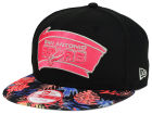 San Antonio Spurs New Era NBA HWC Fall Floral 9FIFTY Snapback Cap Adjustable Hats