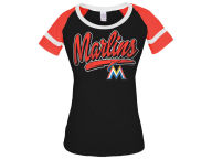 5th & Ocean MLB Women's Limited Edition Homerun T-Shirt T-Shirts