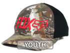 Fox Youth Falling Flex Hat Stretch Fitted Hats