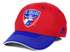FC Dallas adidas MLS 2 Tone Team Flex Cap Stretch Fitted Hats