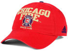 Chicago Fire adidas MLS Performance Slouch Adjustable Cap Hats