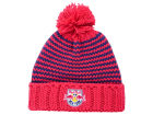 New York Red Bulls adidas MLB Women's Jacguard Pom Knit Hats