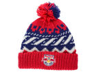 New York Red Bulls adidas MLS Sweater Pom Knit Hats