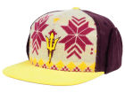Arizona State Sun Devils Top of the World NCAA Ugly Sweater Strapback Cap Adjustable Hats