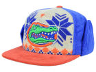 Florida Gators Top of the World NCAA Ugly Sweater Strapback Cap Adjustable Hats