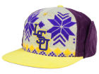 LSU Tigers Top of the World NCAA Ugly Sweater Strapback Cap Adjustable Hats