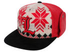 Louisville Cardinals Top of the World NCAA Ugly Sweater Strapback Cap Adjustable Hats
