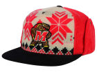 Maryland Terrapins Top of the World NCAA Ugly Sweater Strapback Cap Adjustable Hats