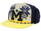 Michigan Wolverines Top of the World NCAA Ugly Sweater Strapback Cap Adjustable Hats