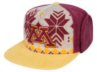 Minnesota Golden Gophers Top of the World NCAA Ugly Sweater Strapback Cap Adjustable Hats
